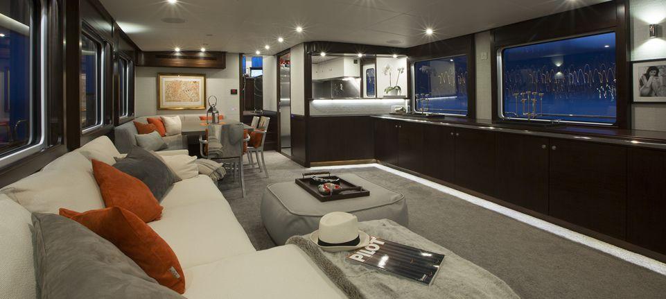 Luxury Mediterranean Yacht Charter